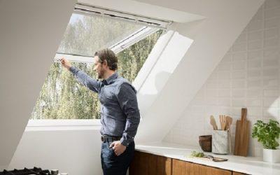 За прозорците и дневната светлина