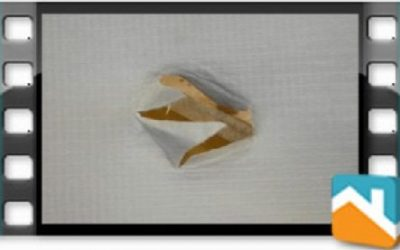 Отстраняване на повреди по покривните фолиа в 6 стъпки