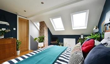 Защо е по-добре спалнята да е на висок етаж?
