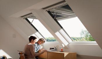 Училище и офис под един покрив