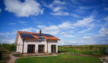 Домът, който съчетава грижата към природата и здравословния начин на живот