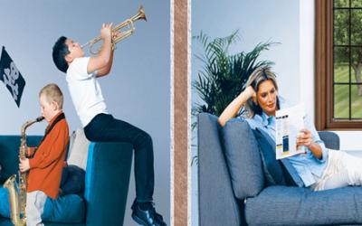 Звукоизолация – основен фактор, за да се насладите на тишината