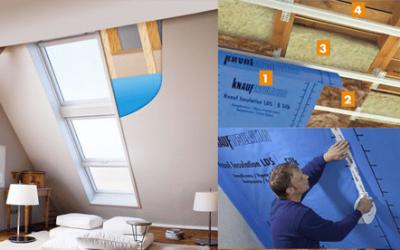 Подпокривни мембрани – Как да удължим живота на покрива Част II