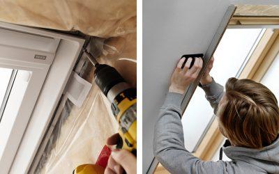 5 най-чести грешки при избора и монтажа на покривни прозорци
