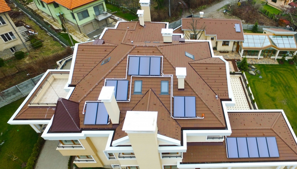 соларни покриви - Моята Мансарда