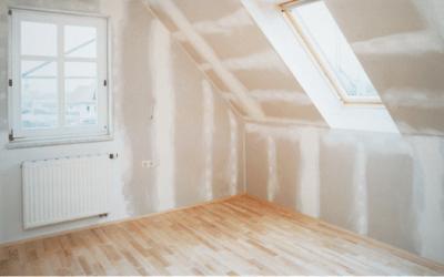 Облицовка на стени и тавани за подпокривни пространства