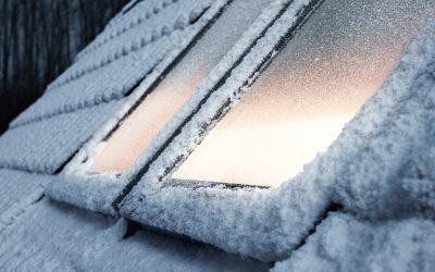"""""""Облякохте"""" ли покривните прозорци за зимните дни с термо щори?"""