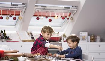 Незабравима Коледа в мансардата – как да подготвите дома за празниците