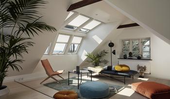 Строеж на къща или ремонт на покрива – създайте светъл и уютен дом с решенията на VELUX