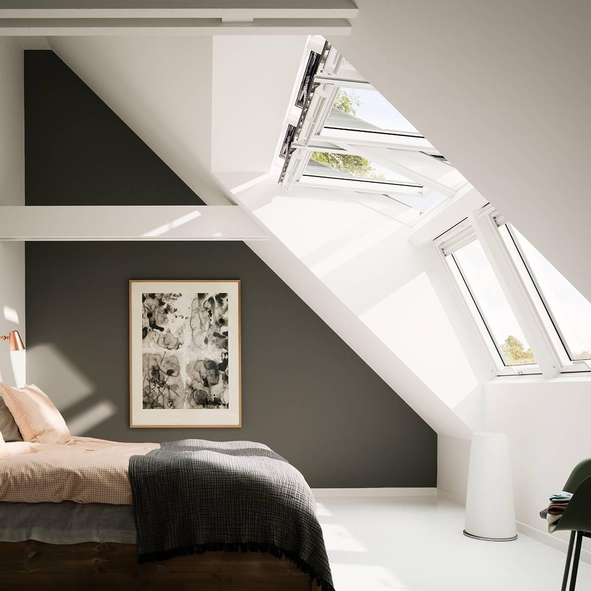 функционално помещение, необитаемия таван, мансарда, таван,