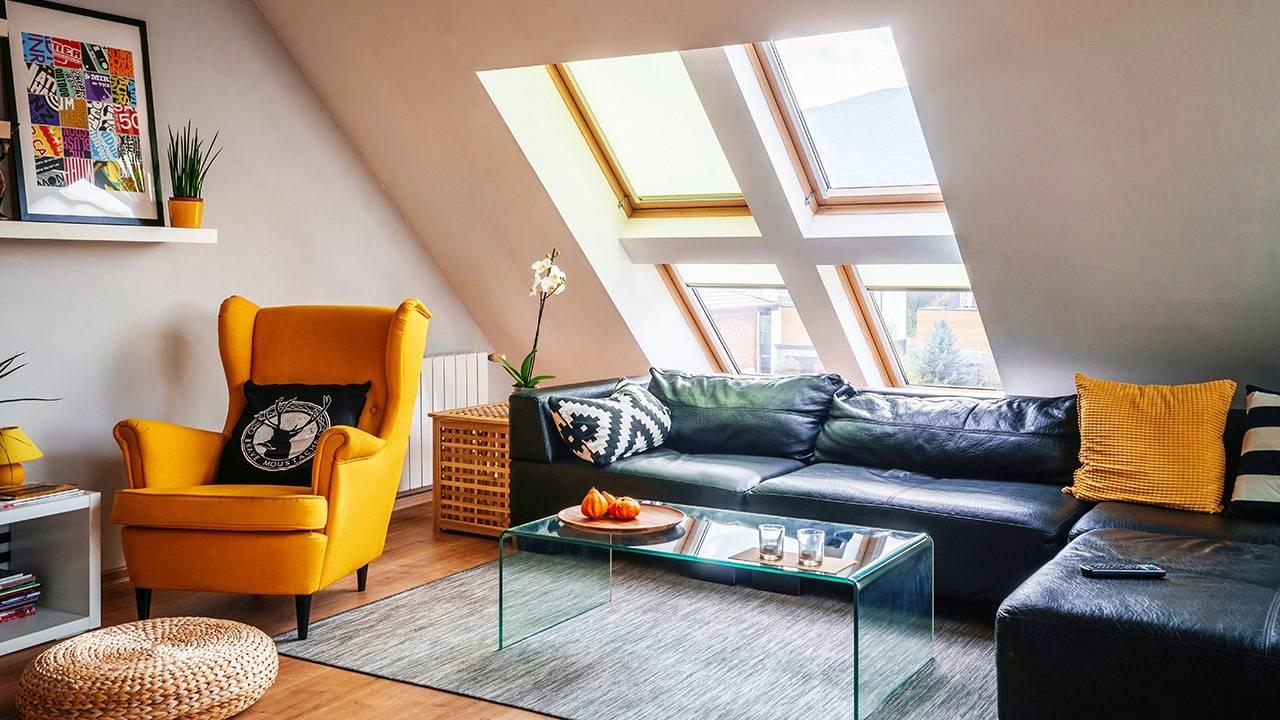 необитаемия таван, функционално помещение, таван