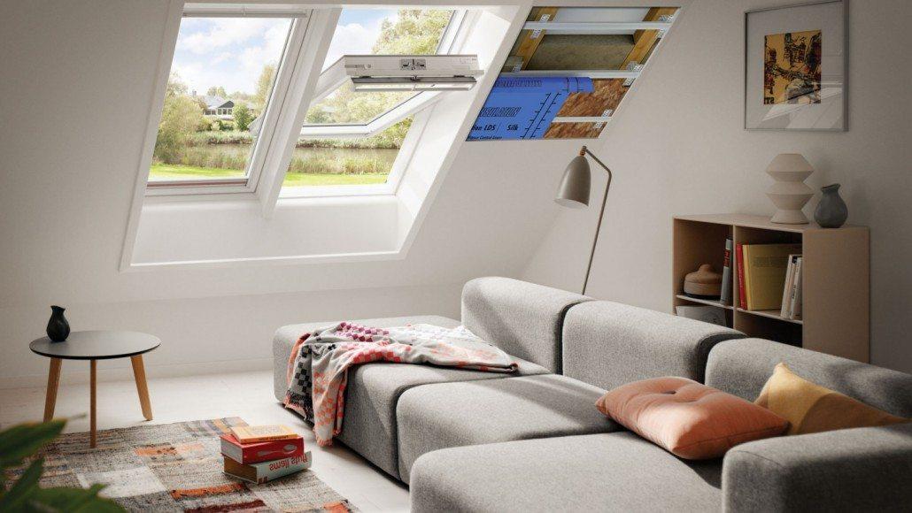 изолация, функционално помещение, таван, необитаем таван