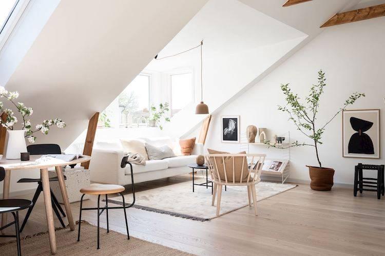 повече удобство, уют, мансарда, комфорт, таван