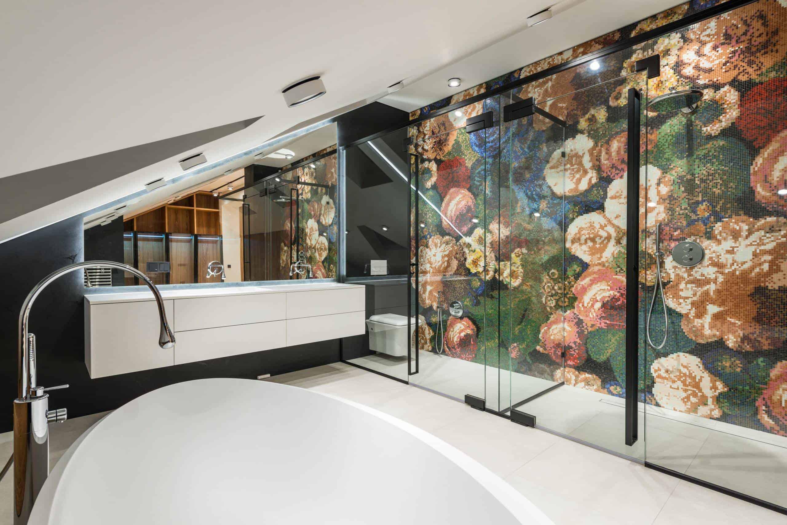 Идея за баня в мансардата - Моята Мансарда