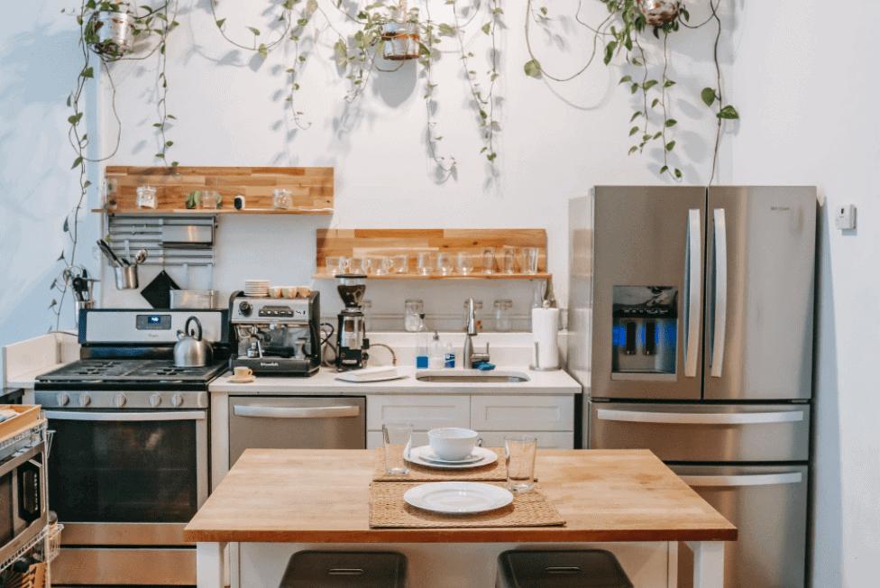 Как да обзаведете таванско помещение като кухня  -Моята Мансарда