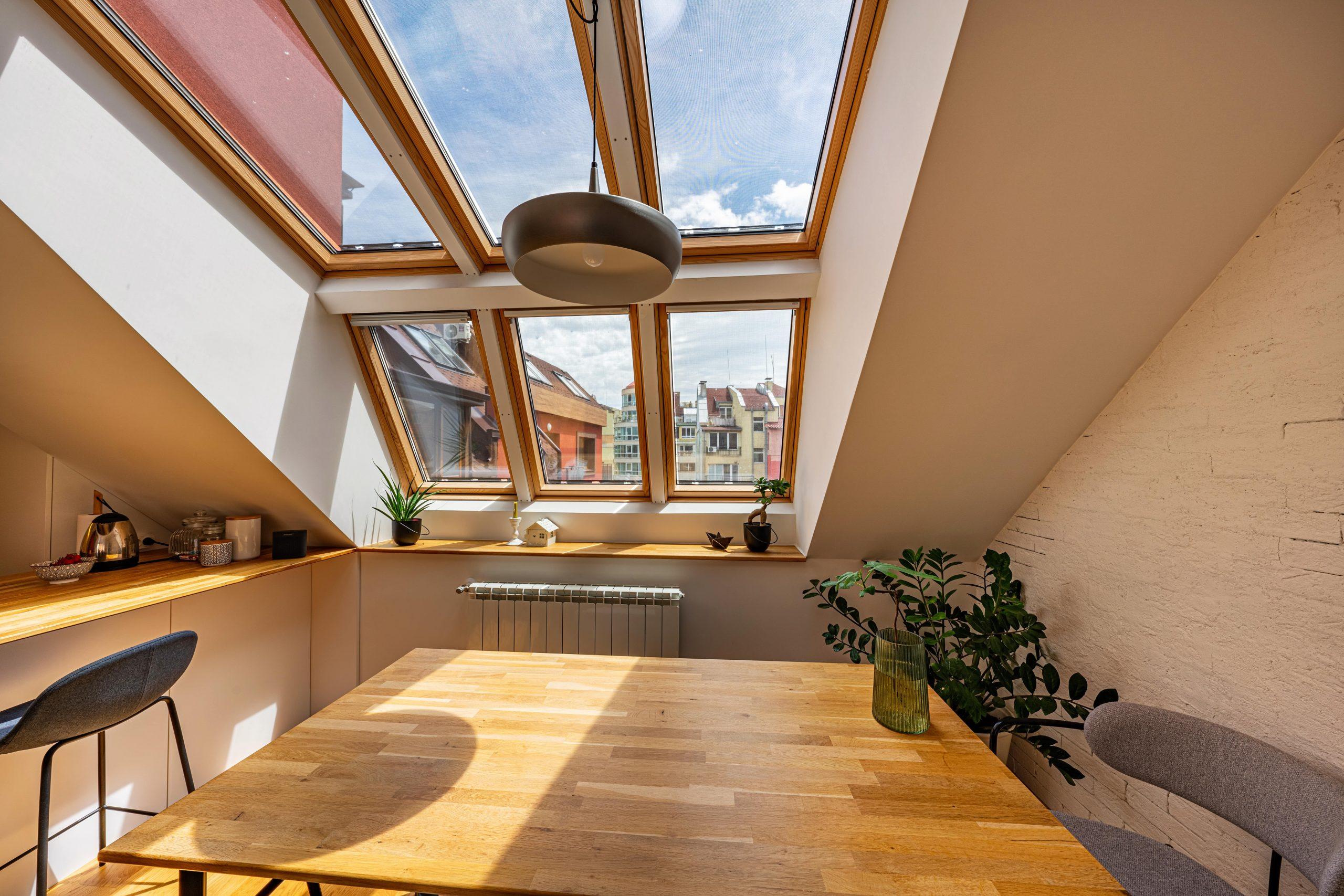 Покривни прозорци - Моята Мансарда